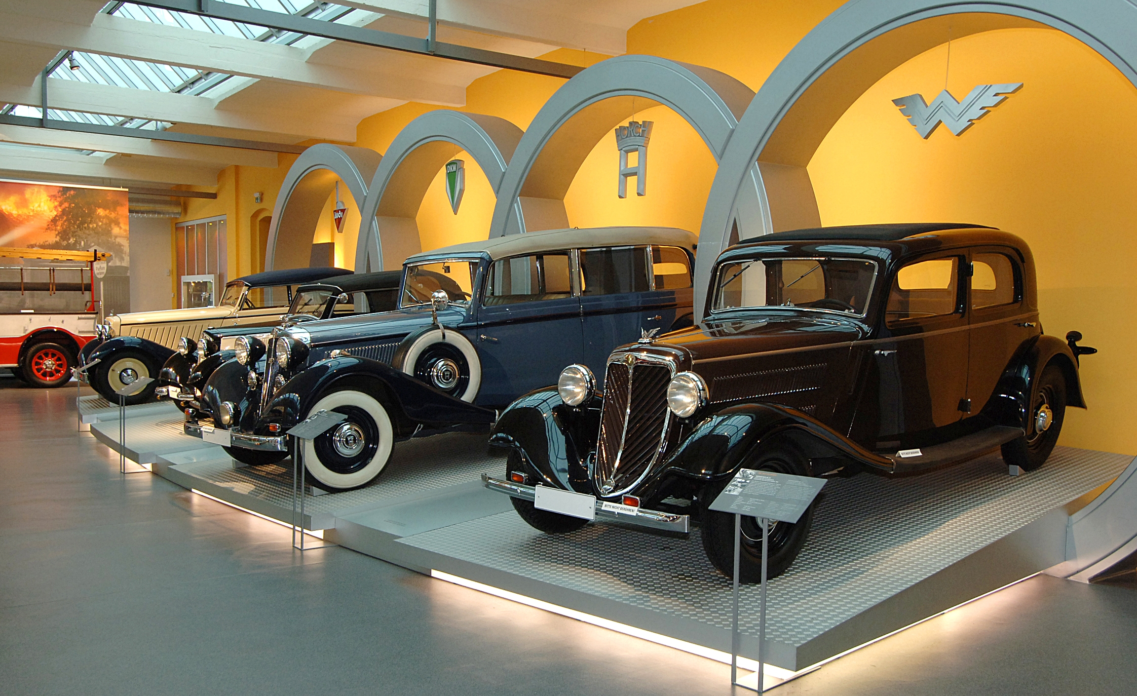Oldtimer August Horch Museum