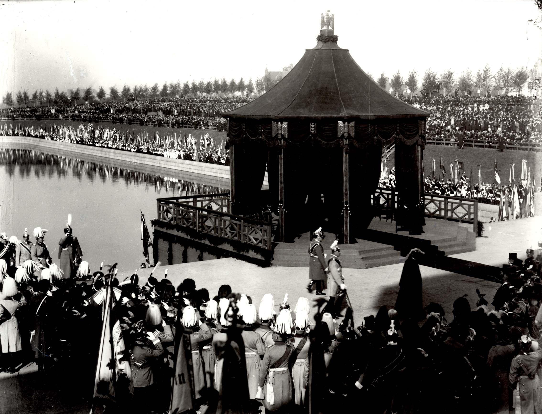einweihung-kaiser-volkerschlachtdenkmal