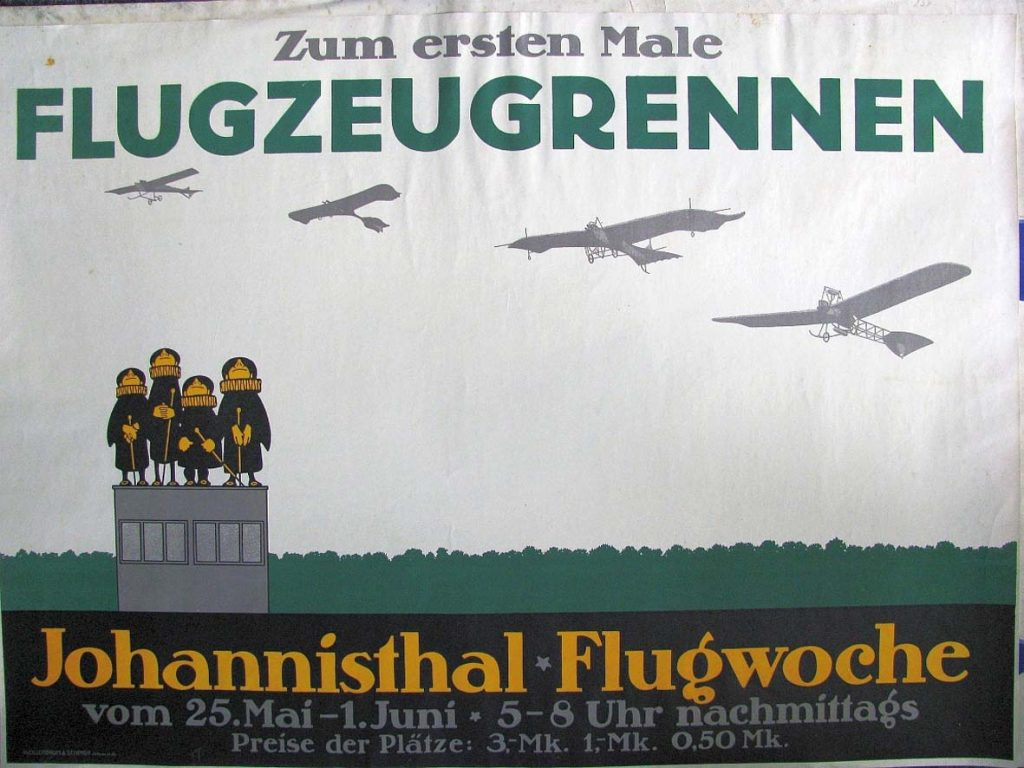 Flugplatz Johannisthal