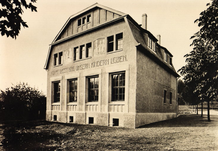 Fröbelhaus Baehringstrasse