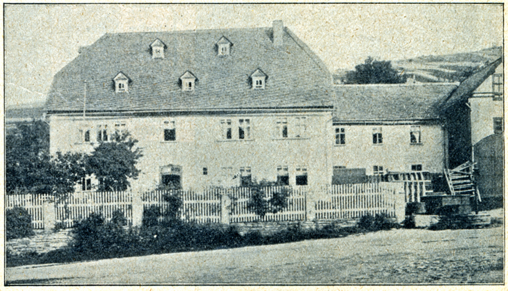 Friedrich Fröbel Geburtshaus