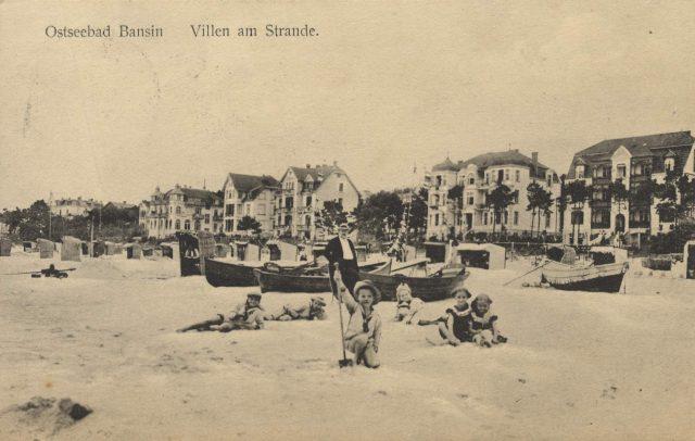 Villen am strand
