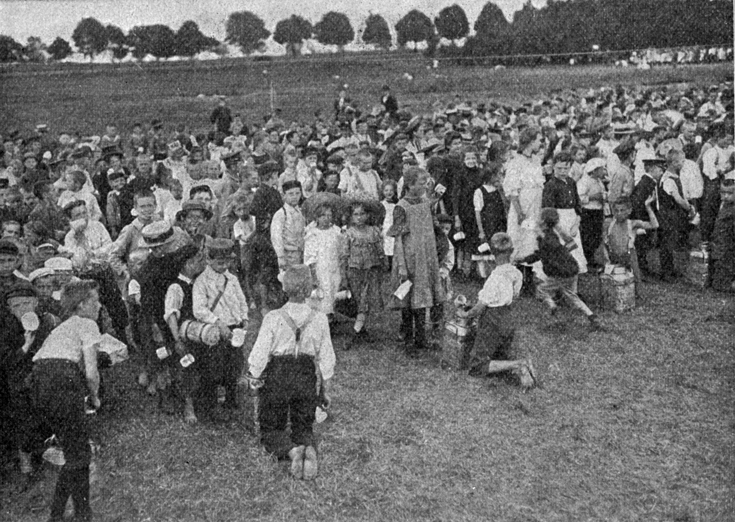 Ferienkolonie 1908