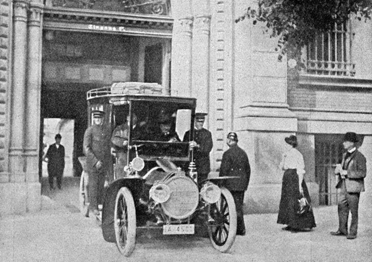 Meineid Eulenburg 1908