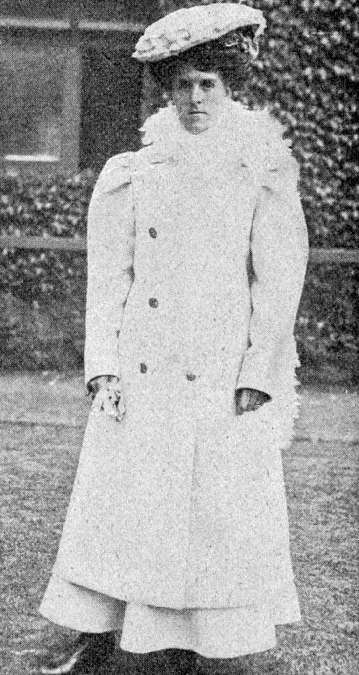 Lambert Chambers Tennis 1908