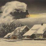 Die Andere (Teil 2 von 3) – eine Winternovelle von Else Krafft