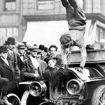 Was geschah vor 110 Jahren im April?