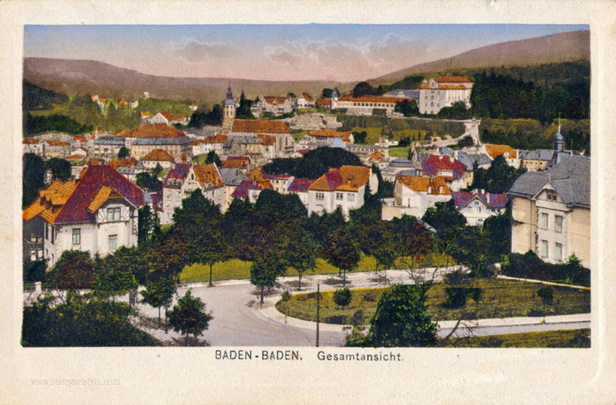 Baden (27 582 Einwohner)