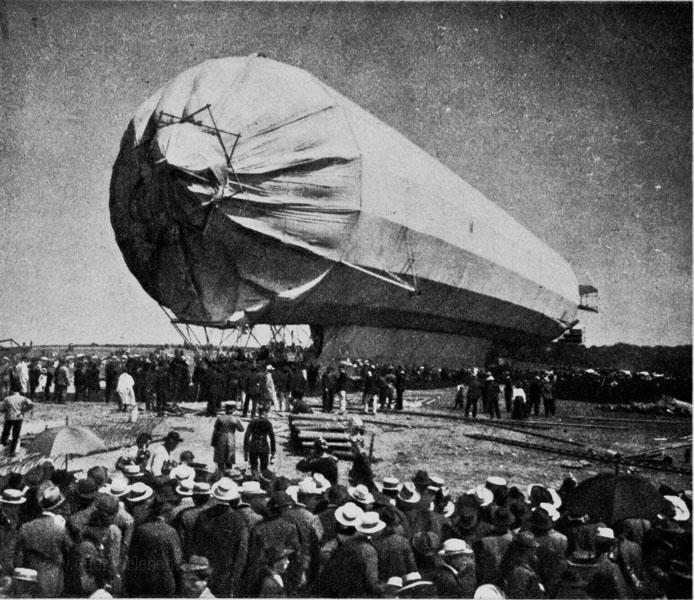 Zeppelin Z II