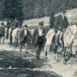 Was geschah vor 110 Jahren im August?