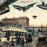 Zukunftsfantasien um 1900