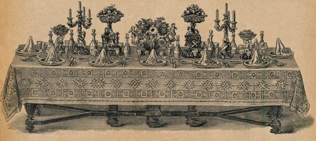 das-praktische-frauenbuch-s.-456_arrangement-einer-gedckten-tafel