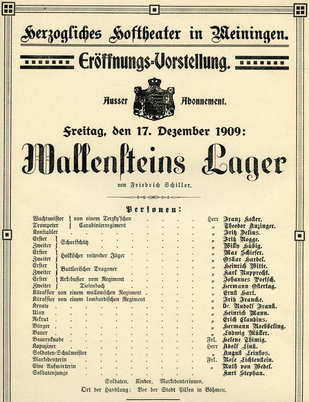theaterzettel-band-1909-1910