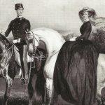 Sisi und der Reitsport vor 150 Jahren – Hauptsache elegant!