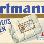 Hartmann Company- the oldest German company to produce dressing materials  …and the first German producer of sanitary pads for women