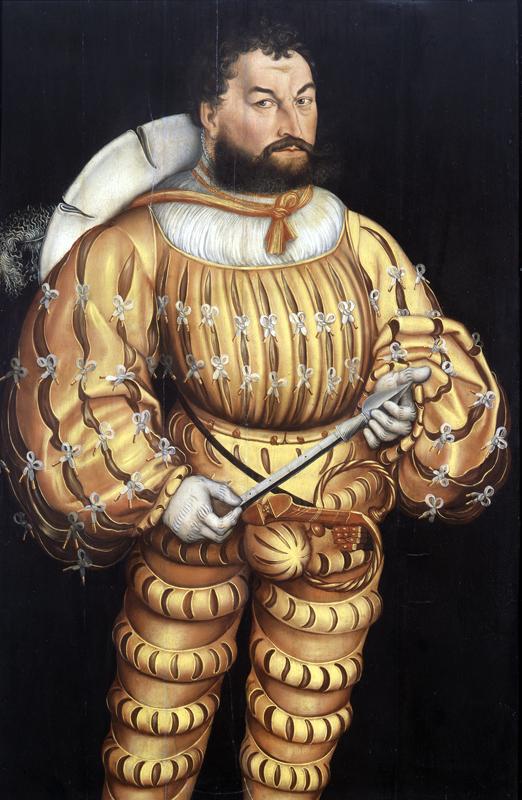 Heinrich der Fromme, Herzog von Sachsen und Markgraf von Meißen