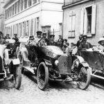Die Prinz-Heinrich-Fahrt – ein Autorennen der 1. Stunde