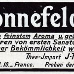 Ronnefeldt – ein Pionier im Teehandel