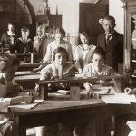 Ein Lehrerinnenseminar der 1. Stunde – Callnberg