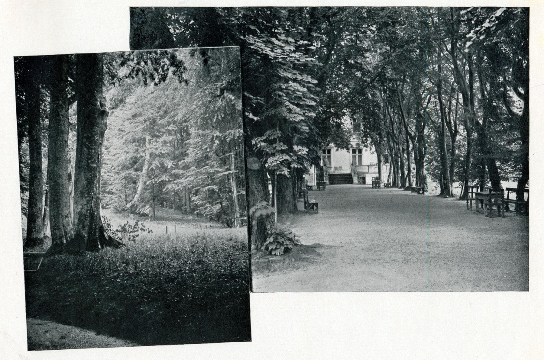 sommeraufenthalt-der-deutschen-kaiserfamilie-cadinen-s.11_garten-mit-wohnhaus