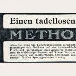 Die Aok Methode – mit Seife gegen Hässlichkeit
