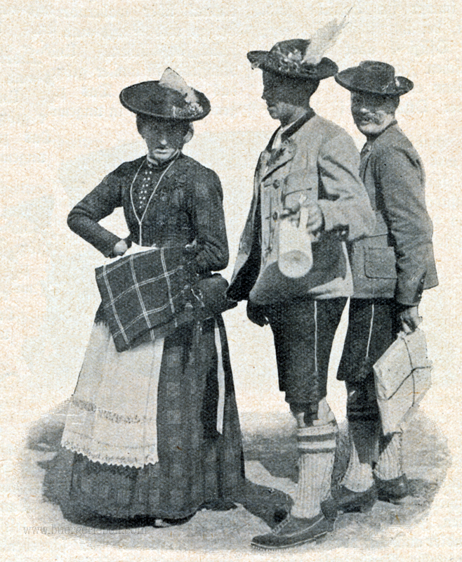 gl-1908-s.845_2-manner-frau-in-bayrischer-oktoberfesttracht