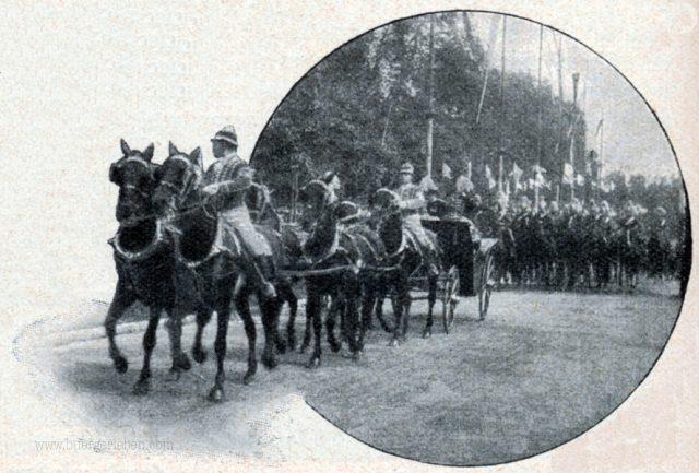gl-1908-s.846_auffahrt-des-prinzregenten-luitpold-von-bayern-zum-pferderennen