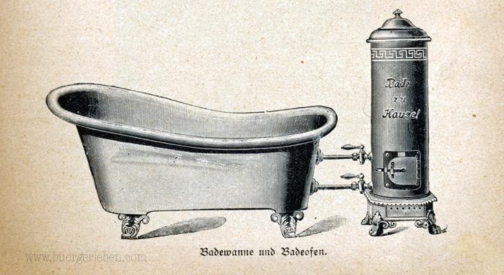 im-dt.-hause-s.205-badewanne-u.-badeofen