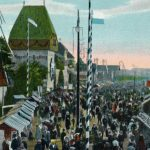 Oktoberfest – so feierte man 1908!