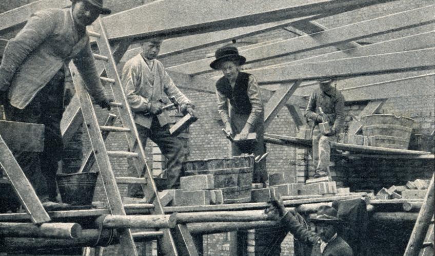 sz-1911-12-heft-32-s.757_die-erste-weibliche-maurergeselle