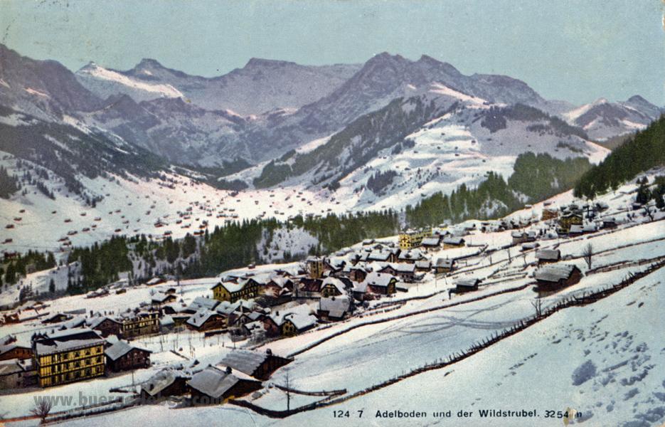 postkarte-adelboden-und-wildstrubel