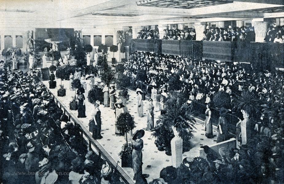 die-woche-1911-1.-s.100-nr.3-amerikanische-modenschau