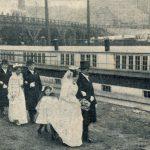 Was geschah vor 110 Jahren im Februar?