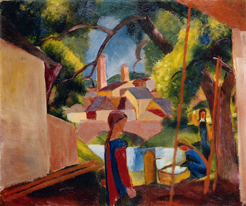 museum_wiesbaden_august_macke_paradies_paradies_kinder-am_brunnen_1914-web