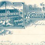 """Von """"Cakes"""" zur Bio-Schokolade – die Geschichte der Firma Weinrich"""