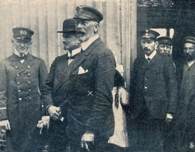 die-woche-1911-2.-nr.28-s.1163-prinz-heinrich-nach-ankunft-bremerhaven