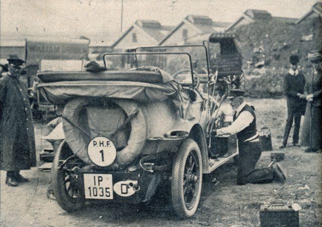 die-woche-1911-2.-nr.29-s.1206-prinz-heinrich-als-eigener-mechaniker