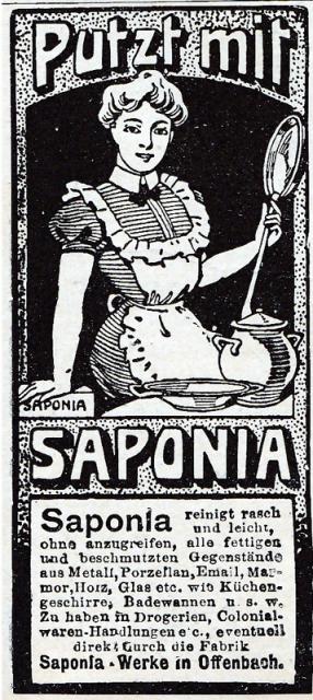 saponia-putzmittel