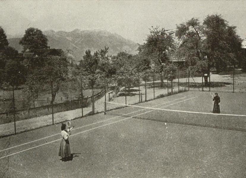 tennisplatz-