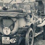 Prinz Heinrich Fahrt 1911 – England gegen Deutschland: Ein freundschaftliches Finale